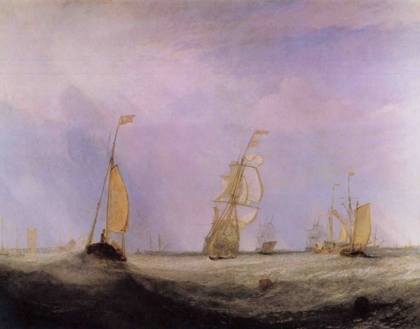 "Arte per tutti al Forte di Vinadio con ""William Turner, fuga dalla nebbia"""